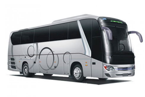 45 Seater Luxury Volvo