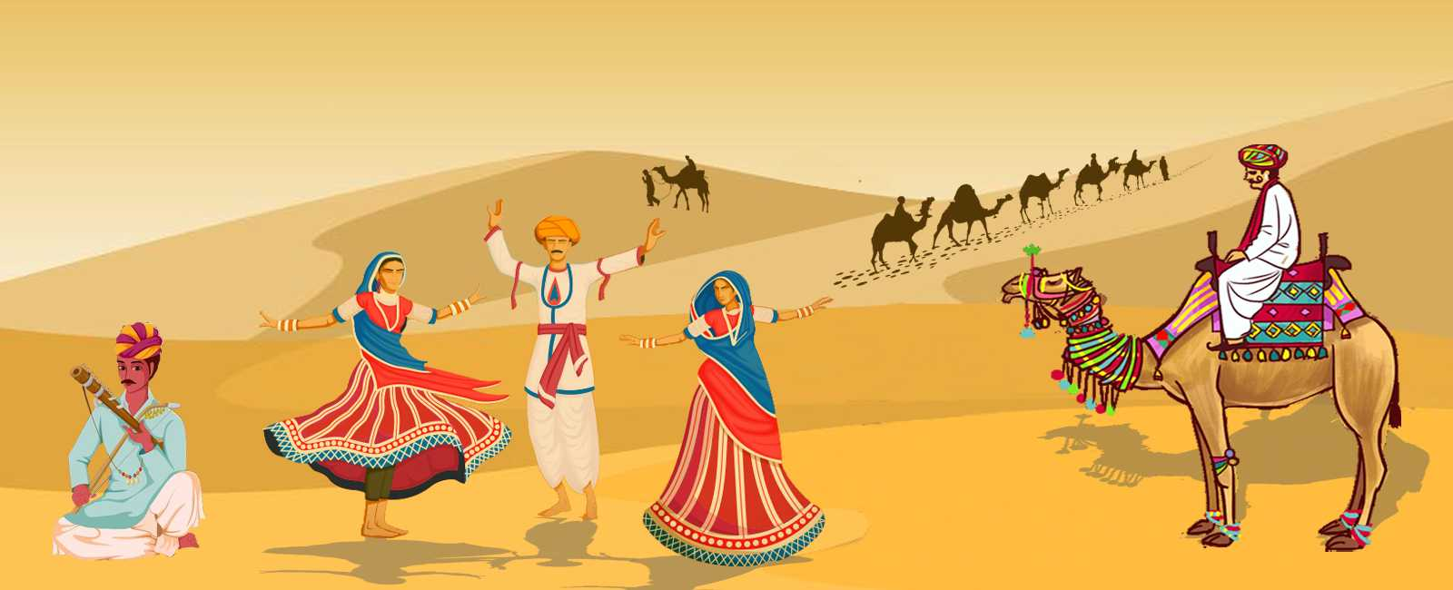 Jaisalmer Budget Tour Packages | Budgeted Tour Jaisalmer